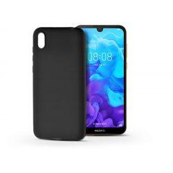 Huawei Y5 (2019) szilikon hátlap - Soft - fekete