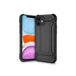 Apple iPhone 11 ütésálló hátlap - Armor - fekete