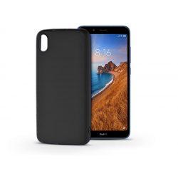 Xiaomi Redmi 7A szilikon hátlap - Soft - fekete