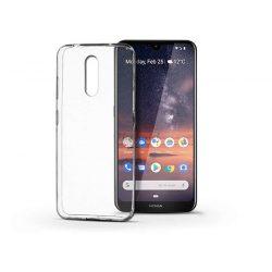 Nokia 3.2 szilikon hátlap - Soft Clear - transparent