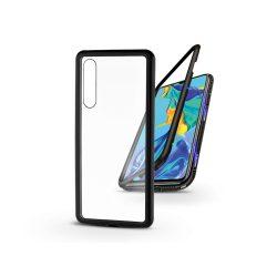 Huawei P30 mágneses, 2 részes hátlap előlapi üveg nélkül - Magneto  fekete