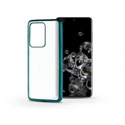 Samsung G988F Galaxy S20 Ultra szilikon hátlap - Electro Matt - zöld