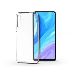 Huawei P Smart Pro (2019)/Honor 9x szilikon hátlap - Soft Clear - transparent