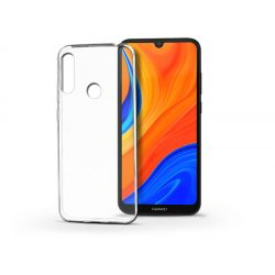 Huawei Y6 (2019)/Y6s (2019)/Honor 8A szilikon hátlap - Soft Clear - transparent