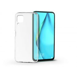 Huawei P40 Lite szilikon hátlap - Soft Clear - transparent