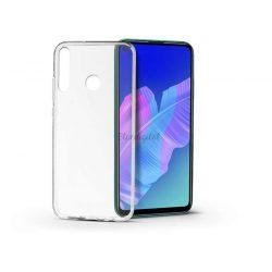 Huawei P40 Lite E szilikon hátlap - Soft Clear - transparent