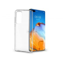 Huawei P40 szilikon hátlap - Soft Clear - transparent