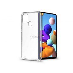 Samsung A217F Galaxy A21s szilikon hátlap - Soft Clear - transparent
