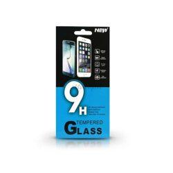 Huawei Y6p/Honor 9A üveg képernyővédő fólia - Tempered Glass - 1 db/csomag
