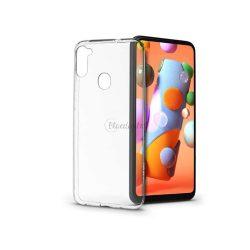 Samsung A115F Galaxy A11 hátlap - Soft Clear - transparent