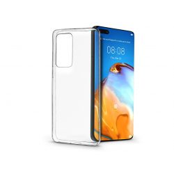 Huawei P40 Pro szilikon hátlap - Soft Clear - transparent