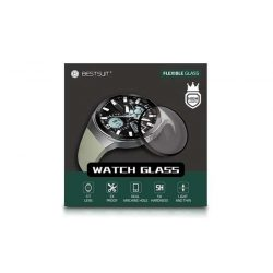 Huawei Watch GT üveg képernyővédő fólia - Bestsuit Flexible Nano Glass 5H
