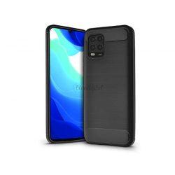 Xiaomi Mi 10 Lite szilikon hátlap - Carbon - fekete