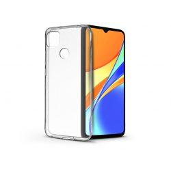 Xiaomi Redmi 9C szilikon hátlap - Soft Clear - transparent