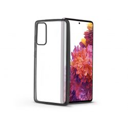 Samsung G780F Galaxy S20 FE/S20 FE 5G szilikon hátlap - Electro Matt - fekete