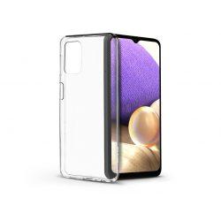 Samsung A326B Galaxy A32 5G szilikon hátlap - Soft Clear - transparent