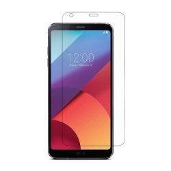 LG G6 karcálló edzett üveg Tempered glass kijelzőfólia kijelzővédő fólia kijelző védőfólia gyémántüveg