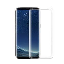 Samsung Galaxy Note 8 KARCÁLLÓ EDZETT ÜVEG HAJLÍTOTT TELJES KIJELZŐS Tempered Glass kijelzőfólia kijelzővédő fólia kijelző védőfólia eddzett