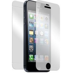 Iphone 5 5S SE 5C kijelzővédő és hátlapvédő fólia Védőfólia kijelző védő