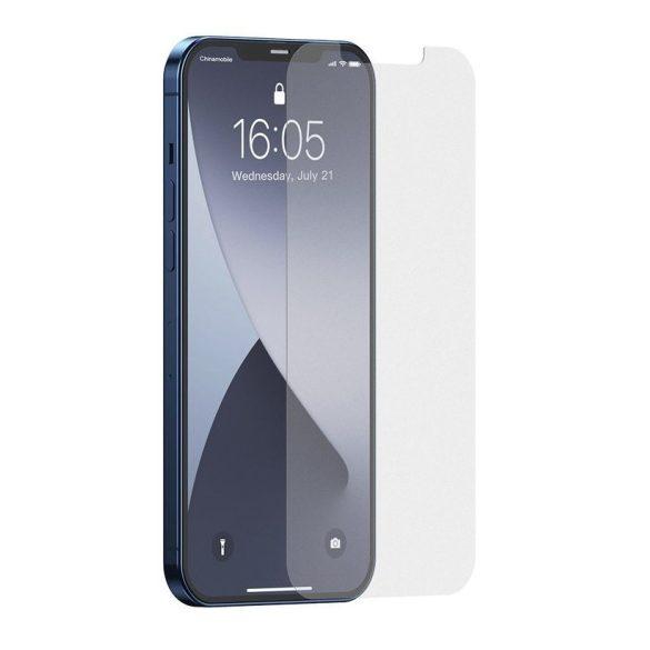 Apple iPhone 12 / iPhone 12 Pro karcálló edzett üveg (6,1inch) tempered glass  kijelzőfólia kijelzővédő védőfólia kijelző