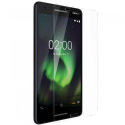 Nokia 2.1 karcálló edzett üveg Tempered glass kijelzőfólia kijelzővédő fólia kijelző védőfólia