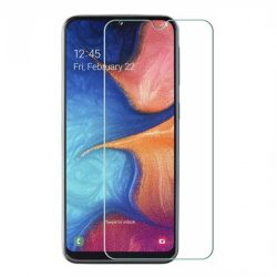 Samsung Galaxy A20e karcálló edzett üveg Tempered Glass kijelzőfólia kijelzővédő fólia kijelző védőfólia eddzett 20 E SM-A202F