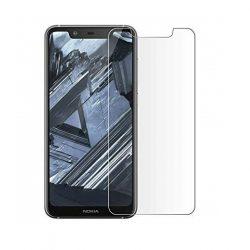 Nokia 5.1 Plus karcálló edzett üveg Tempered glass kijelzőfólia kijelzővédő fólia kijelző védőfólia