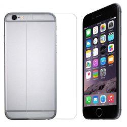 Apple iPhone 7 PLUS 7S PLUS karcálló edzett üveg hátlapvédő tempered glass kijelzőfólia kijelzővédő védőfólia kijelző