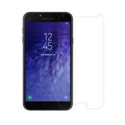 Samsung Galaxy J4 2018 J400 karcálló edzett üveg Tempered Glass kijelzőfólia kijelzővédő fólia kijelző védőfólia