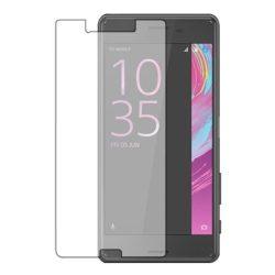 Sony Xperia XA karcálló edzett üveg Tempered glass kijelzőfólia kijelzővédő fólia kijelző védőfólia