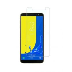 Samsung Galaxy J6 2018 J600F karcálló edzett üveg Tempered Glass kijelzőfólia kijelzővédő fólia kijelző védőfólia