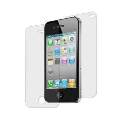 Apple Iphone 4 4S kijelzővédő és tok fólia védőfólia kijelzővédő