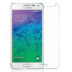 Samsung Galaxy J7 J700 arcálló edzett üveg Tempered Glass kijelzőfólia kijelzővédő fólia kijelző védőfólia