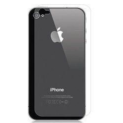Apple iPhone 4/4S karcálló edzett üveg HÁTLAP tempered glass kijelzőfólia kijelzővédő fólia kijelző védőfólia