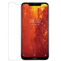Nokia 8.1 (Nokia X7) karcálló edzett üveg Tempered glass kijelzőfólia kijelzővédő fólia kijelző védőfólia
