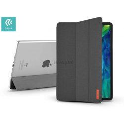Apple iPad Pro 12.9 (2020) védőtok (Smart Case) on/off funkcióval - Devia Easy - black