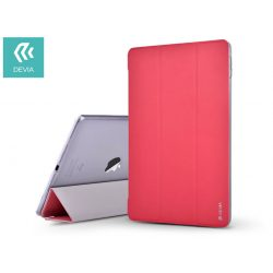 Apple iPad Air 4 10.9 (2020) védőtok (Smart Case) on/off funkcióval - Devia Light Grace - pink