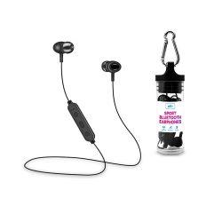 Setty Sport Bluetooth sztereó fülhallgató v5.0 - Setty Sport Bluetooth Earphones - fekete