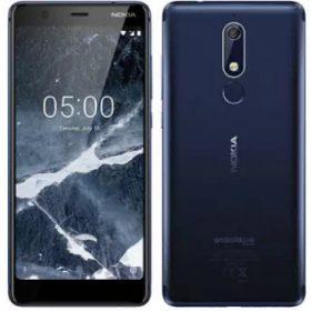 Nokia 5.1 tok