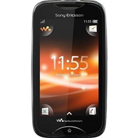 Sony Ericsson Mix Walkman üvegfólia