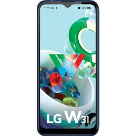 LG W31 üvegfólia