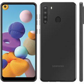 Samsung Galaxy A21 üvegfólia