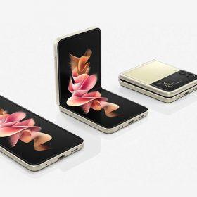 Samsung Galaxy Z Flip 3 tok