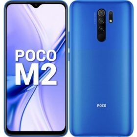 Xiaomi Poco M2 üvegfólia