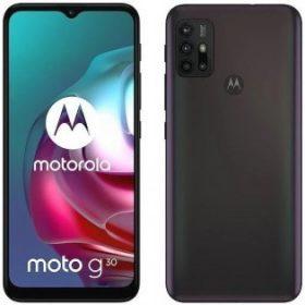 Motorola Moto G30 tok