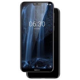 Nokia X6 2018 üvegfólia
