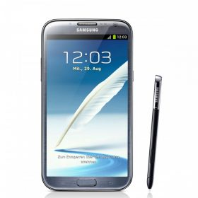 Samsung Galaxy Note 2 tok