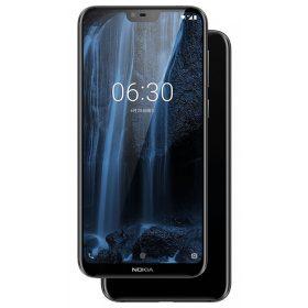 Nokia X6 2018 tok