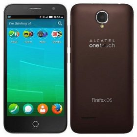 Alcatel One Touch Fire E üvegfólia