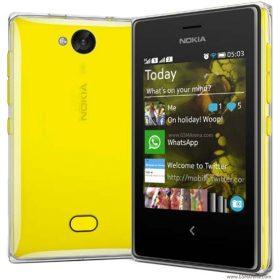 Nokia Asha 503 üvegfólia